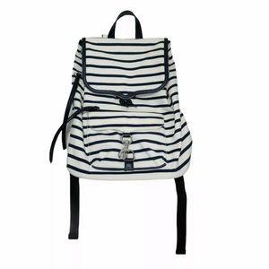 Rebecca Minkoff Bikeshare Backpack Stripe Azure